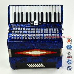 coro 3 dell'azzurro della fisarmonica di piano di 30key 32bass (AT3032-B)
