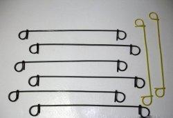 Провод мешок Ties-Double петли провода соединительной тяги