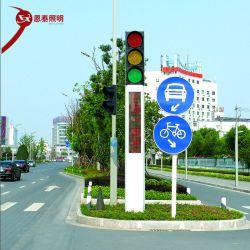De LEIDENE van de macht SMD Huisvesting van het Verkeerslicht met de LEIDENE Lichten van het Verkeerslicht