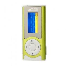 4GB de Speler van OLED MP3 met Kleine LEIDEN van de Klem Licht (VE-br-M36)
