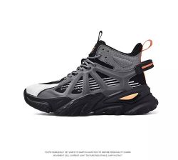 2020 Hommes chaussures occasionnel en daim High-Class Sneaker chaussures de sport chaussures de jogging