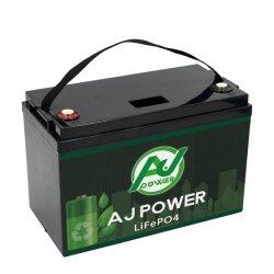 Fornitura diretta in fabbrica per il rivenditore LiFePO4 UPS ricaricabile agli ioni di litio Energia solare batterie agli ioni di litio Prezzo riciclaggio ESS RV Sistema di immagazzinamento di energia domestica