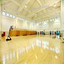 Plástico interior /Vinis /PVC padrão de madeira Baskestball Superfície de pavimentos