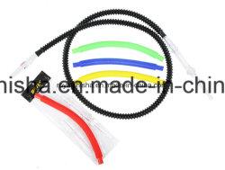 Китай производитель оптовой индивидуальные дешевые Шиша одноразовой пластиковой Hookah шланг