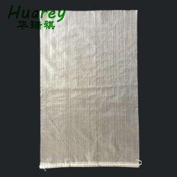 Haute qualité PP tissés sac en plastique transparent pour l'emballage, de riz, maïs de semence
