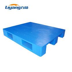 Heavy Duty High Quantility Flat HDPE Plastic Pallet Manufacture Rack