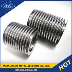 ISO9001のYangbo Corrugated Galvanized Steel Pipe