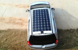 4kw Solar Electric voiture moderne