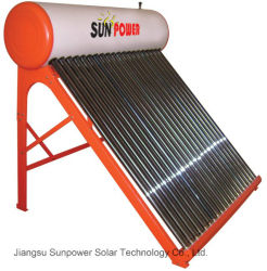 солнечный водонагреватель не под давлением (SP-470-58/1800)