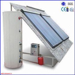 Ce/Solar Keymark approuvé pour Split pression réservoir d'eau