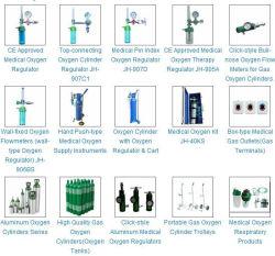 عناصر الغاز الطبي