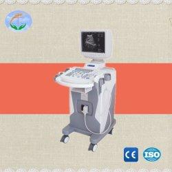 Hot chariot du scanner médical machines à ultrasons Doppler couleur avec la FDA
