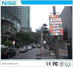 P6/P5, pantalla LED de la publicidad de polo de la calle con el teléfono inteligente diseño