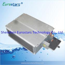 Verborgene Lüfterspule für Wasserkühler An Der Decke mit Plenumkasten und Filter (EST600HC2)