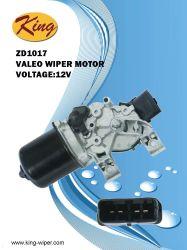 Motor ZD1017 12V do Motor do Limpador Dianteiro para a Valeo Renault, OE: 7701054828 535 67 502