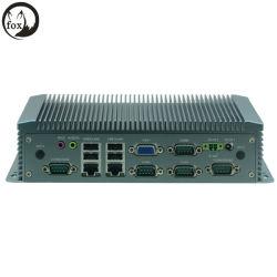 Ipc-Nfd18 Sin ventilador Industrial Pc Fanless PC, PC Fanless industriales pequeñas