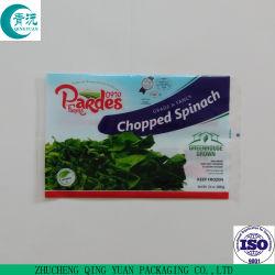 precio de fábrica de la junta central de la bolsa de embalaje de plástico para alimentos como los fideos/Fitness Bar Envasado de Alimentos