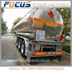 A mola de lâminas/ Suspensão de bolsa de ar/óleo pesado de combustível/Gasolina do reboque do veículo de transporte
