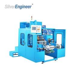 Folha de alumínio automática de alta velocidade máquina de enrolamento do rolo