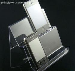 プラスチック携帯電話の陳列台のアクリルの携帯電話の陳列だな