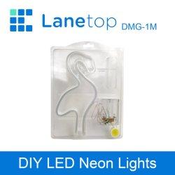 ضوء LED Strip Light المقاوم للماء ضوء النيون للسيارة USB