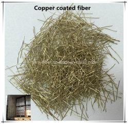 Micro fibras de acero de las fibras de refuerzo de hormigón