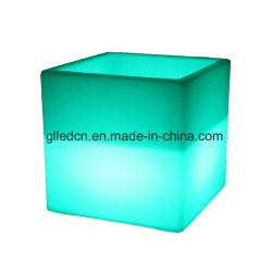 LED RVB de vin de Cube Rack pour DJ, Parti de la Chambre, l'événement