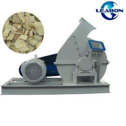 販売のためのLeabonのセリウムの工場価格の広く利用された小さい木製の砕木機