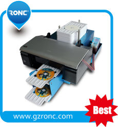 Drucker L800 der Form-eindeutiger Auslegung-CD/DVD