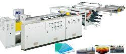 Machines van de Extruder van het Blad van PC PMMA PS de Plastic