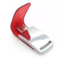 Ihre eigenen Zoll-lederner Geschenke 2GB/4GB/8GB/16GB/32GB konzipieren USB-Speicher-Stock