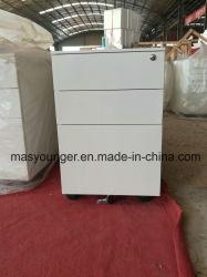 Armário móvel de aço com 2 teclas