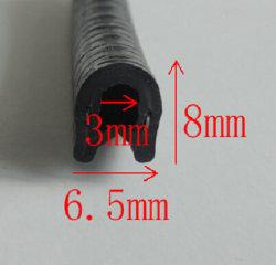 Fornecer alta força Boa elasticidade U Channel