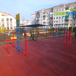 Открытый детский сад резиновые коврики с подъездной дорогой/Детский коврик