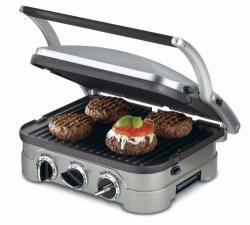 Elektrische Grills 5 in 1 Panini Press for Smart Kitchen Apparaat
