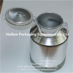 Usine des Produits laitiers Lait peut en aluminium pour le transport de lait frais