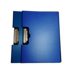工場はプラスチッククリップボードボックスファイルを供給する