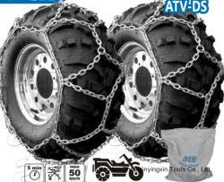 Las cadenas de ATV / Quitanieves& Jardín cadenas de tractor de cadenas elevadoras /
