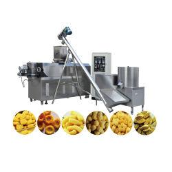 Direct Kurkure de bouffée de maïs Pellet des aliments de collation de décisions de la machine / de l'extrudeuse flocons de maïs alimentaire / machines de remplissage de base de céréales Breakfase l'équipement de ligne de nourriture pour bébé