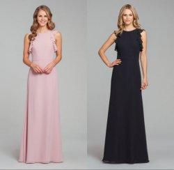Les femmes Prom fait sur mesure Plus de soirée robe en mousseline robe de mariée demoiselle d'honneur Qjm5521