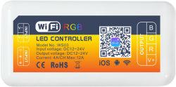 Controlador LED RGB WiFi funciona con Amazon Alexa, utilizar la Nube Aws para hacer que la estabilidad en línea