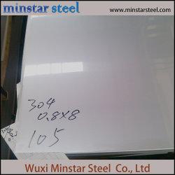 201 304 430 316L Tôles en acier inoxydable avec une haute qualité