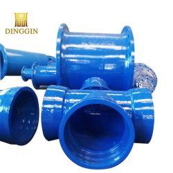 Duktile Eisen-Befestigungen der doppelten Kontaktbuchse-ISO2531