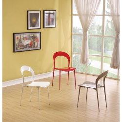 Table de réception de la mode moderne simple Mousse de PU Conseil chaise de salle à manger