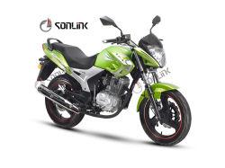 doppeltes Licht der 125cc/150cc/250cc Scheibenbremse-LED, das Schmutz-Fahrrad (SL150-G1, läuft)
