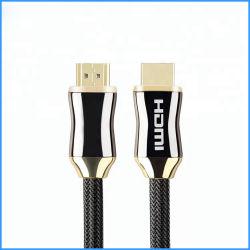 3D ad alta velocità supporta il cavo all'ingrosso 4k del cavo V2.0 HDMI dell'alluminio 7m
