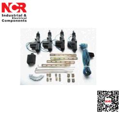 قفل الباب المركزي للسيارة بجهد 12 فولت (NR-CL-01)