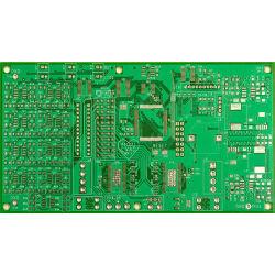 Alta precisión sin halógenos placas de circuito impreso personalizado placa madre de una cara