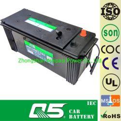 12V120AH最もよい価格のより少なく低い維持車MFの自動車電池