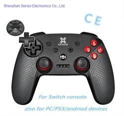 Accessori senza fili del video gioco del PC del regolatore del gioco di Senze Sz-912b per le unità dell'interruttore